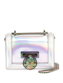 Baby Box Mirrored Shoulder Bag by Balmain