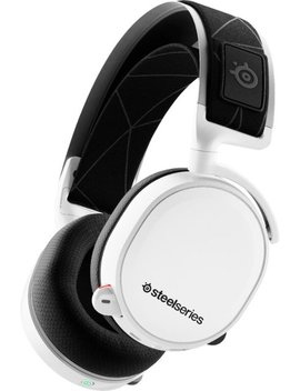 Arctis 7 Wireless Dts Headphone Gaming Headset For Pc And Play Station 4   White by Steel Series