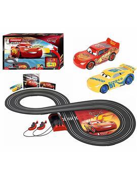 Carrera First Rayo Mcqueen, Dinoco Cruz Disney·Pixar Cars Circuito De Coches (20063010) by Carrera First