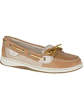 Women's Angelfish Metallic Boat Shoe by Sperry