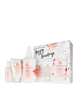 Bumble And Bumble Happy Hairdays Hairdresser's Invisible Oil Gift Set by Bumble And Bumble