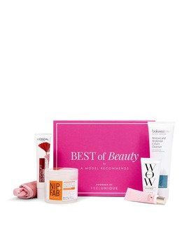 A Model Recommends Rescue Beauty Box Powered By Feelunique by Powered By Feelunique