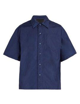 Short Sleeved Shirt by Prada