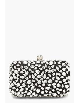 Pochette Carrée à Ornements Sur L'ensemble by Boohoo
