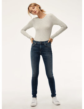 Rocket Rival   High Waisted Skinny Jean by Citizens Of Humanity