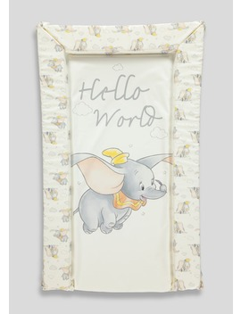 Disney Dumbo Changing Mat (One Size) by Matalan