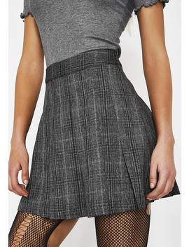 Babe Academy Pleated Skirt by Emory Park
