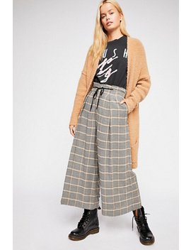 Charlie Wide Leg Trousers by Free People