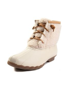 Womens Sperry Top Sider Saltwater Sherpa Boot by Sperry Top Sider
