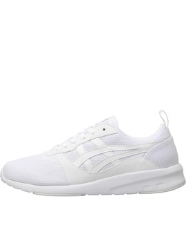 Asics Tiger Lyte Jogger Trainers White by Asics Tiger