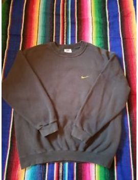 Nike Vintage Crewneck Sweatshirt 90s Large White Tag Oregon Ducks Colorway by Nike