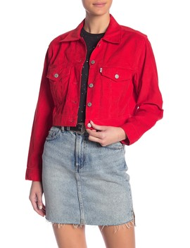 Cropped Trucker Vintage Jacket by Levi's