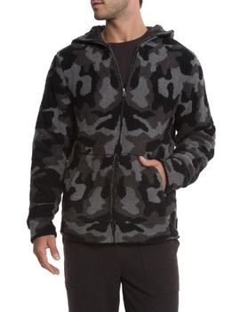 Barefoot Dreams Camo Zip Hoodie by Barefoot Dreams®
