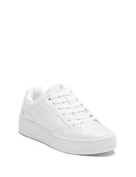 Amalfi Stacked Leather Sneaker by Fila