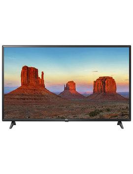 """Lg 43"""" 4 K Uhd Hdr Led Web Os 4.0 Smart Tv (43 Uk6090) by Lg"""