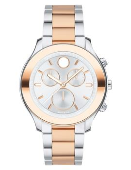 Bold Chronograph Bracelet Watch, 39mm by Movado