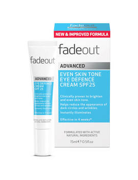 Fade Out Extra Care Brightening Eye Defence Cream 15ml by Fade Out