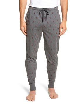 Jogger Pajama Pants by Polo Ralph Lauren