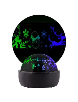 Lightshow Projection Tabletop Shadow Lights Grinch (Color Changing) by The Grinch
