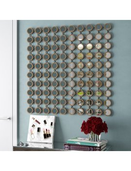 Willa Arlo Interiors Emblyn Square Metal Wall Mirror & Reviews by Willa Arlo Interiors