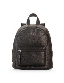 Kendall + Kylie For Walmart Black Glitter Backpack by Kendall + Kylie For Walmart