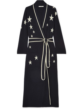 Star Cashmere Robe by Chinti And Parker