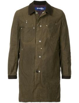 Inside Out Seil Marschall Coat by Junya Watanabe Comme Des Garçons Vintage
