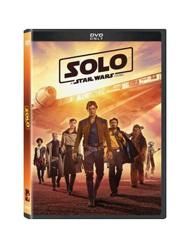 Solo: A Star Wars Story (Dvd) by Lucas Film