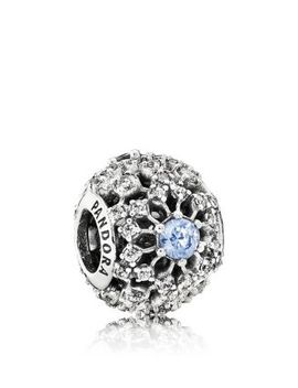 Sterling Silver & Cubic Zirconia Disney Cinderella's Wish Charm by Pandora