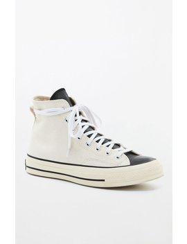 Fog   Fear Of God Essentials X Converse Chuck 70 High Top Shoes by Pacsun
