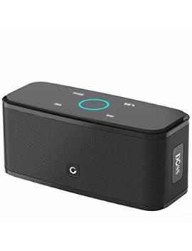 Bluetooth Speaker, Doss Sound Box Portable Wireless Bluetooth 4.0 Touch Speakers With 12 W Hd Sound, Bold Bass, Bulit In Mic, 12 H Playtime For Phone, Tablet, Tv, And More by Amazon