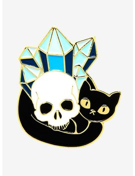 Witch Kit Enamel Pin by Hot Topic