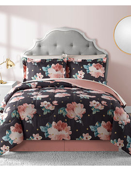 Elina Reversible 8 Pc. Comforter Set by Sunham
