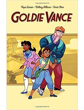 Goldie Vance Volume 1 by Amazon