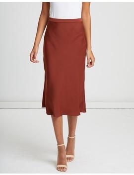 Cassandra Midi Skirt by Calli
