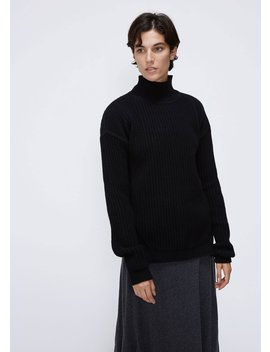 Fisherman Turtleneck by Rick Owens
