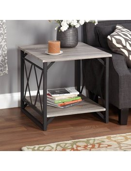 Leny Xx Collection End Table, Multiple Colors by Tms