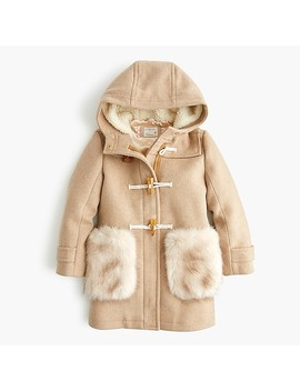 Girls' Toggle Coat by J.Crew