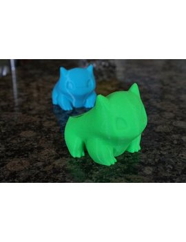 Bulbasaur Planter, Bulbasaur Pokemon Planter , Pokemon , 3 D Printed, Cute, Best Christmas Gift, Monster, Geekery, Stocking Stuffer by Etsy