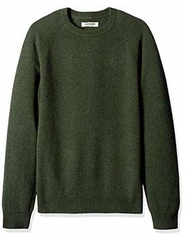 Goodthreads Men's Lambswool Crewneck Sweater by Goodthreads