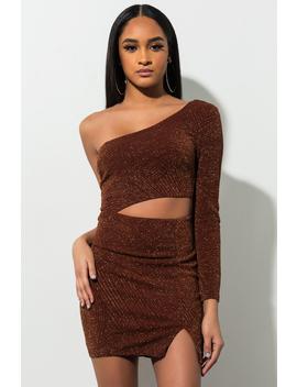 Miami Bound Cutout Mini Dress by Akira