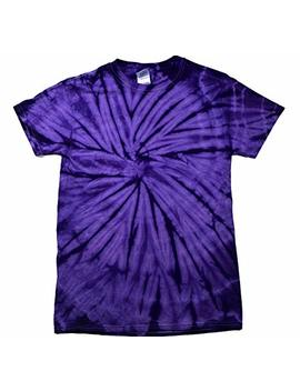 Colortone Tie Dye Tonal T Shirt Kids & Adult Up To 5 Xl by Colortone