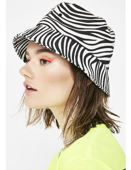 The Wild Child Bucket Hat by Fame Accessories