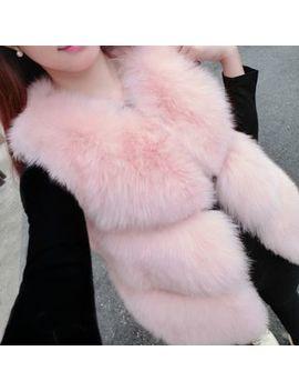 Koten   Faux Fur Vest by Koten