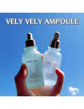 Vely Vely Sos Calming / Hyaluronic Moisture / Madeca Repair Ampoule 40ml by Vely Vely