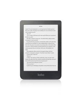 "Kobo Clara Hd E Reader   6"" Glare Free, High Definition Carta E Ink Touchscreen Display, Comfort Light Pro, Wi Fi Enabled by Kobo"