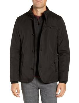 Dral Slim Fit Bib Layer Jacket by Ted Baker London