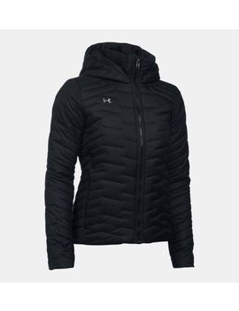 Cold Gear® Reactor Team Puffer Women's Jackets & Vests by Under Armour