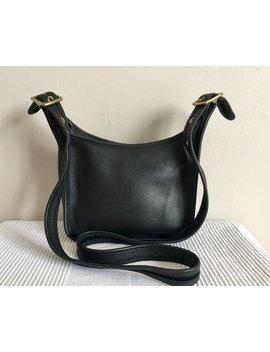 Vintage Coach Black Leather Janice Legacy 9950 Shoulder Bag Crossbody Purse by Etsy