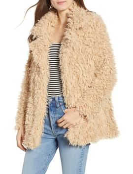 Sully Faux Shearling Jacket by Thread & Supply